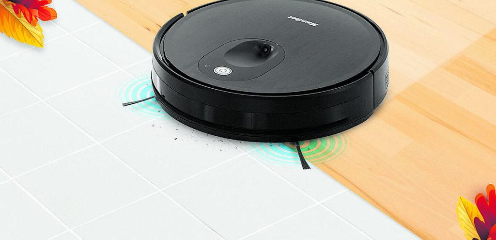Mamibot ExVac 680S Smarteye tööhoos